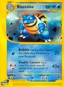 Blastoise from Expedition
