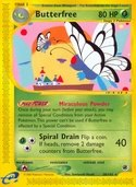 Butterfree from Expedition