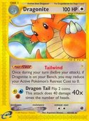 Dragonite from Expedition