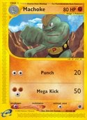 Machoke from Expedition