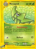 Metapod from Expedition