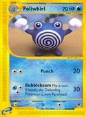 Poliwhirl from Expedition