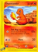 Charmander from Expedition