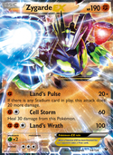 Zygarde-EX from Fates Collide