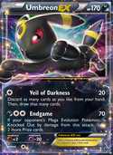 Umbreon-EX from Fates Collide