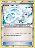 Altaria Spirit Link from Fates Collide