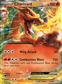 Charizard-EX from Flashfire
