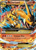 M Charizard-EX from Flashfire