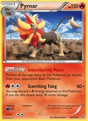 Pyroar from Flashfire