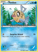 Feebas from Flashfire