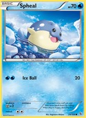 Spheal from Flashfire