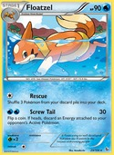 Floatzel from Flashfire