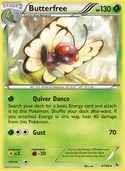Butterfree from Flashfire