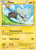 Shinx from Flashfire