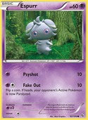 Espurr from Flashfire