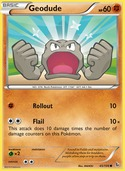 Geodude from Flashfire
