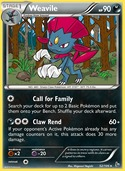 Weavile from Flashfire