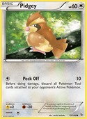 Pidgey from Flashfire