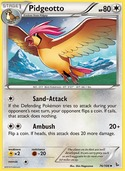 Pidgeotto from Flashfire