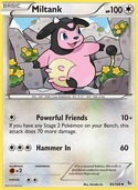 Miltank from Flashfire
