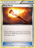 Fiery Torch from Flashfire