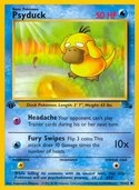 Psyduck from Fossil
