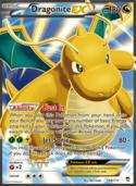 Dragonite-EX from Furious Fists