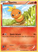 Torchic from Furious Fists