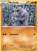 Machoke from Furious Fists