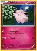 Clefairy from Furious Fists