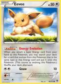 Eevee from Furious Fists