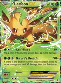 Leafeon-EX from Generations