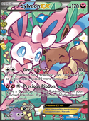 Sylveon-EX from Generations
