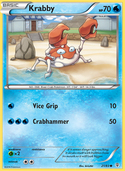 Krabby from Generations