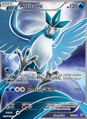 Articuno from Generations