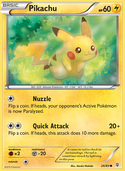 Pikachu from Generations