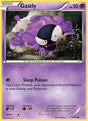 Gastly from Generations