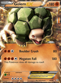Golem-EX from Generations