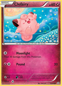 Clefairy from Generations