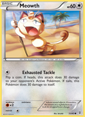 Meowth from Generations
