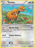 Doduo from Generations