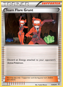 Team Flare Grunt from Generations