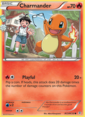 Charmander from Generations