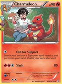 Charmeleon from Generations