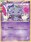 Espurr from Generations