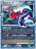 Darkrai LV.X from Great Encounters