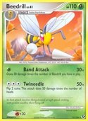 Beedrill from Great Encounters