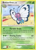 Butterfree from Great Encounters