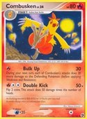 Combusken from Great Encounters