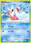 Delibird from Great Encounters